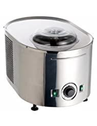 Buy Lello 4080 Musso Lussino 1.5-Quart Ice Cream Maker, Stainless by Musso