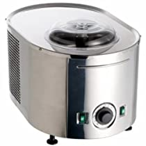 Big Sale Lello 4080 Musso Lussino 1.5-Quart Ice Cream Maker, Stainless