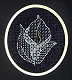 Calla Lily Embroidery Kit