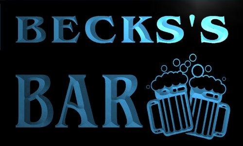 w027497-b-beckss-nom-accueil-bar-pub-beer-mugs-cheers-neon-sign-biere-enseigne-lumineuse