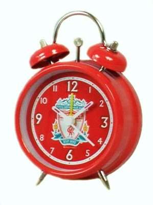 Liverpool FC Alarm Clock – Football Gifts