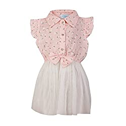 Pikaboo Collared Smart Dress - Pink