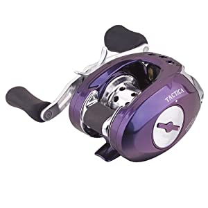 Tica usa hj100 tactica bait casting series for Purple fishing reel