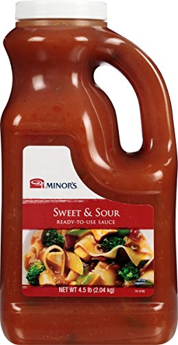 Minor's Sauce, Sweet and Sour,  72 oz