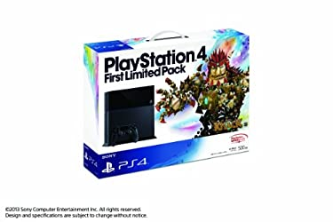 Playstation 4 First Limited Pack (プレイステーション4専用ソ�<table> <tr> <td><!-- i-mobile for PC client script --> <script type=