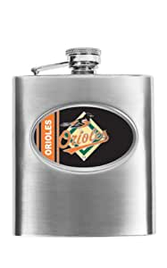 MLB Baltimore Orioles Hip Flask