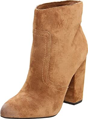 Joe's Jeans Women's Fia Ankle Boot,Camel,8.5 M US