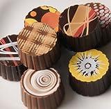 Wockenfuss Candies Gourmet Artisan Truffles - 12 piece box