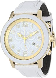 "Citizen Women's AT2232-08A ""Drive from Citizen"" Stainless Steel Watch with Leather Band"
