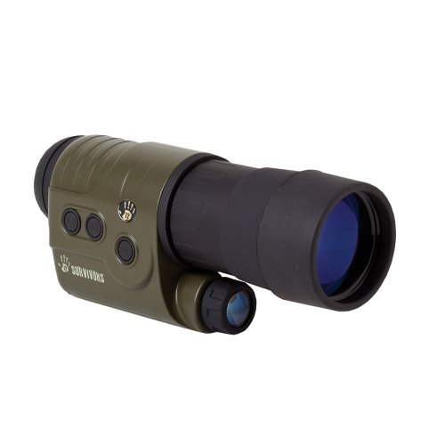 Digital Nv Recording Monocular Trace 5X50