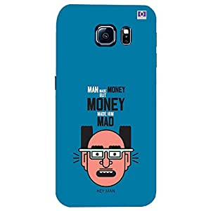 Money - Mobile Back Case Cover For Samsung Galaxy S7 Edge