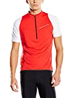 Protective Maillot Ciclismo Papilio (Rojo)