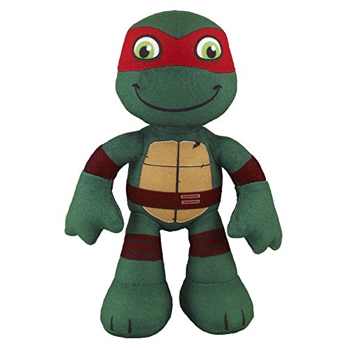 Nickelodeon Teenage Mutant Ninja Turtles, Pre-Cool, Half Shell Heroes, Raphael Plush, 8 Inches - 1
