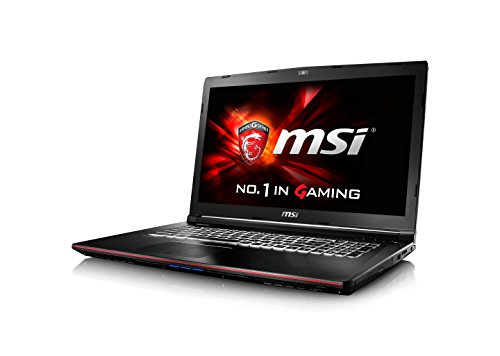 Msi ge72 6qd apache pro 173 inch notebook black i7 6700hq 8 gb ram 1256 gb hddsdd windows 10
