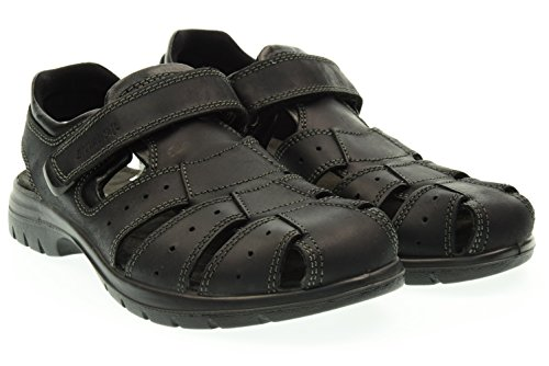 ENVAL SOFT uomo sandali 58950/00 44 Nero