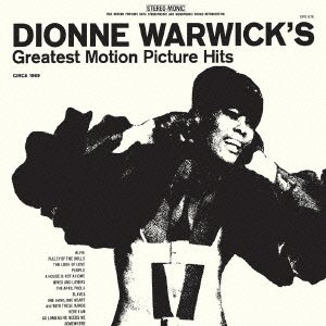 Dionne Warwick - Greatest Motion Picture Hits