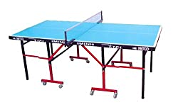Metco Mini Table Tennis Table (Blue)