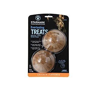 Everlasting Treat for Dogs, Chicken, Large, 2-Pack