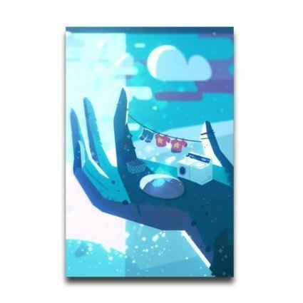 Steven Universe Home Decoration Movie Photo Poster Custom Fashion Classic 50*75 Cm Wall Sticker (Universe Pictures compare prices)