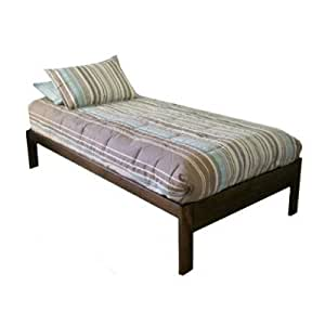 Amazon Santa Cruz Twin XL Extra Long Bed Rustic