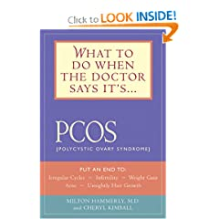 What to Do When the Doctor Says It's PCOS: (Polycystic Ovarian Syndrome)