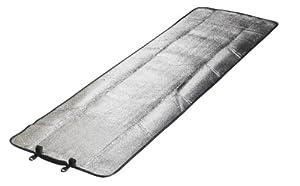 Grand Canyon Aluminium-Isolier-Matte KOMPAKT, Silber, 190x55