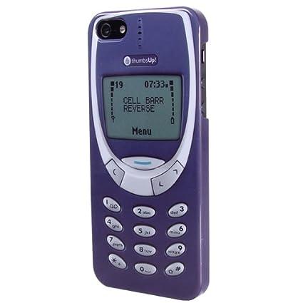 Retro Purple Phone Thumbs up uk Retro Phone Case