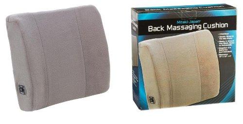 Back Massaging Cushion - Style AUBKMS