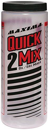 maxima-racing-oils-10920-quick-2-mix-oil-gas-ratio-mixing-bottle-20-oz-capacity