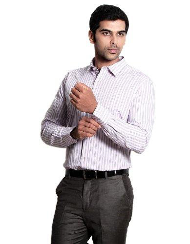 Genesis Genesis Men's Formal Shirt (Multicolor)