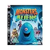 echange, troc Monsters vs. Aliens (PS3) [import anglais]