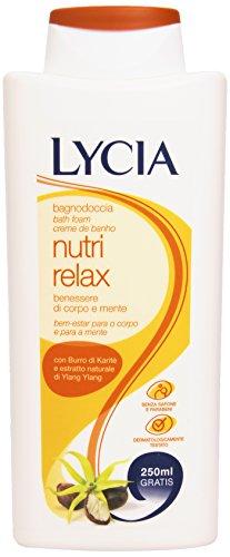 Lycia - Bagnodoccia, Nutri Relax, Benessere di Corpo e Mente -  750 ml