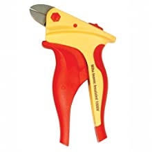 Wiha 32854 Inomic Diagonal Cutters, 1000 Volt Rated