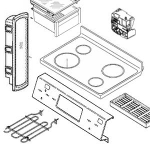 Frigidaire Ice Maker Parts