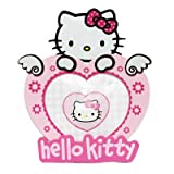 PrettyurParty Hello Kitty Photo Frames Wall Sticker