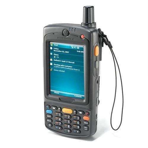 Motorola Mc75 Barcode Scanner Mc7596-Pycskqwa9Wr - Wlan / 1D Se950 Camera / 128Mb / 256Mb / Bluetooth / Rohs