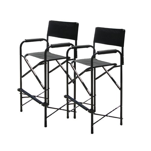 Impact Canopies Director S Chair Tall 2 Pack