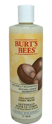 Burt'S Bees Milk And Shea Butter Body Wash, 12 Oz