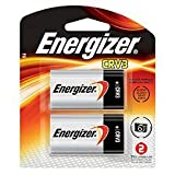 Energizer CRV3 Lithium Camera Battery 2 Pack - ELCRV3BP2