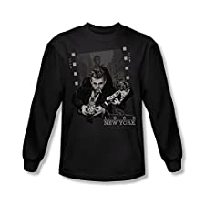 James Dean Picture New York Long Sleeve T-Shirt