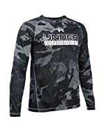 Under Armour Camiseta Manga Larga Infrared Ls (Negro)
