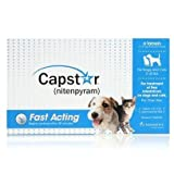 Novartis Capstar Flea Killer 2 to 25lbs - 6 pack Flea & Tick