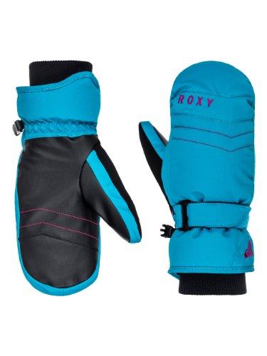 Roxy, Guanti Donna Mouna Guanti imbottito Solid, Turchese (caribbean sea), XL