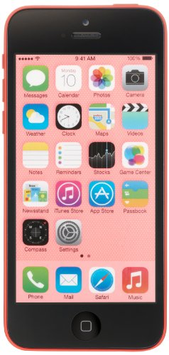 Apple iPhone 5c 32GB (Pink) – Unlocked