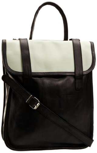 Kate Sheridan Women's Leather Music Tote