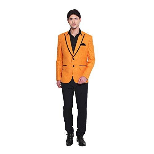 Favoroski Men Solid Blazers