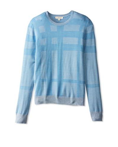 Burberry Men's Check Sweater