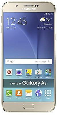 Samsung Galaxy A8 SM-A800I (Gold)