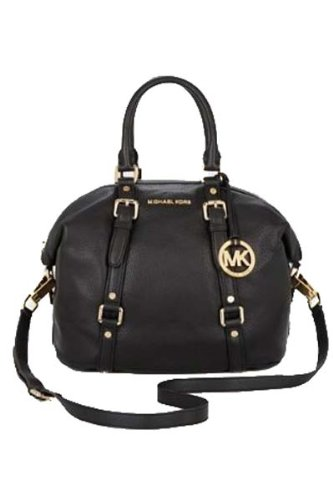 Michael Kors Bedford Medium Bowling Satchel