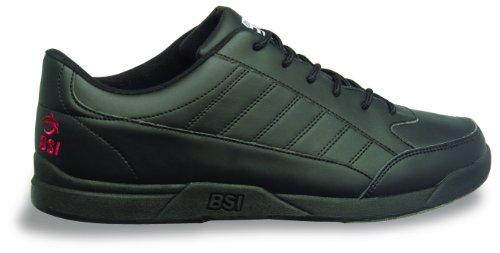 BSI Boy`s Basic #533 Bowling Shoes, Size 4.0, Black